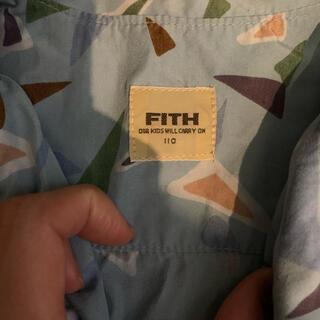 FITH - オシャレキッズに^ ^FITHシャツ
