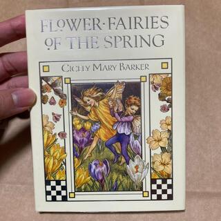 【洋書】美品 FLOWER FAIRIES OF THE SPRING(H)
