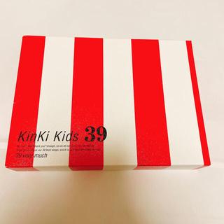 KinKi Kids - 39 初回盤