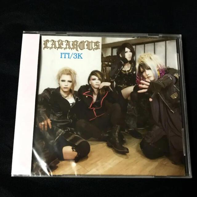 【即購入OK!!】LAZAROUS ラザロ ITI/3K新品未開封品V系CD エンタメ/ホビーのCD(ポップス/ロック(邦楽))の商品写真
