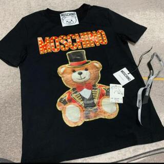 MOSCHINO - 半額以下未使用に近いモスキーノTシャツベア定価53900