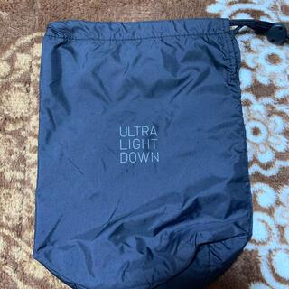 ユニクロ(UNIQLO)のウルトラライトダウン 袋(ダウンジャケット)