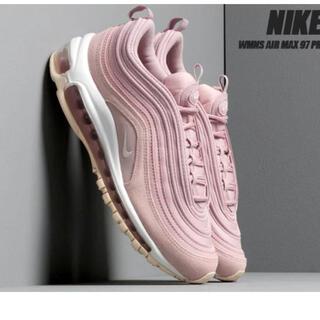 NIKE - Nike W Air Max 97 Premium plum chalk