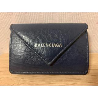 バレンシアガ(Balenciaga)のバレンシアガ 財布 折りたたみ レディース 美品(財布)