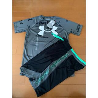 UNDER ARMOUR - アンダーアーマー  Tシャツ パンツ150  値下げ
