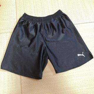 プーマ(PUMA)のプーマ☆サッカー フットサルウェア パンツ 黒 size160センチ(パンツ/スパッツ)