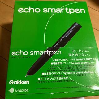 エコースマートペンと新品ノート4冊(ペン/マーカー)