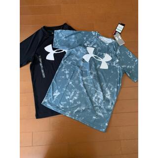 アンダーアーマー(UNDER ARMOUR)のアンダーアーマー Tシャツ セット 150 ジュニア(Tシャツ/カットソー)