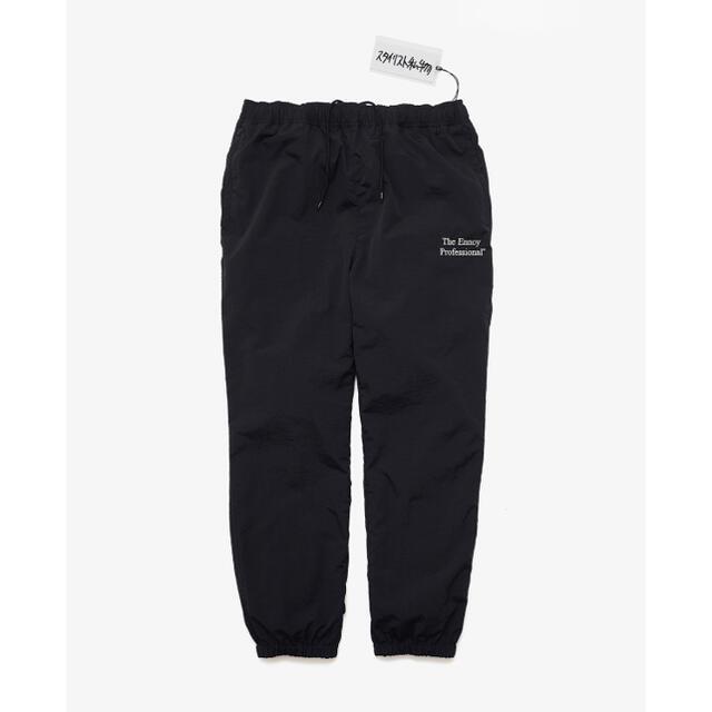1LDK SELECT(ワンエルディーケーセレクト)の新品 ennoy スタイリスト私物 ナイロンパンツ 黒 XL エンノイ メンズのパンツ(その他)の商品写真