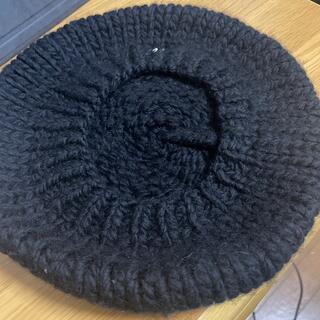 アンダーカバー(UNDERCOVER)のUNDERCOVER × KIJIMA TAKAYUKI ウール ベレー帽(ハンチング/ベレー帽)