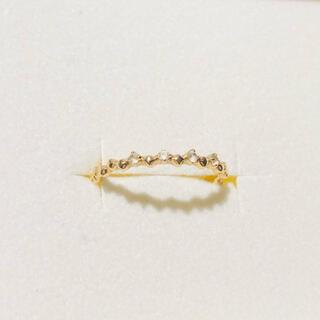 ノジェス(NOJESS)のノジェス ダイヤモンドリング 3号(リング(指輪))