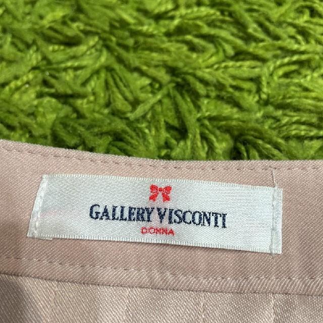 GALLERY VISCONTI(ギャラリービスコンティ)のギャラリービスコンティ レディワンピース j984 レディースのワンピース(ひざ丈ワンピース)の商品写真