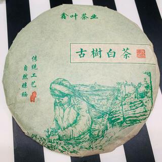 ★中国正統産地福建白茶 福鼎大白茶 茶葉 有機茶 自然栽培 無添加100%(茶)
