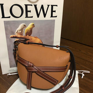 LOEWE - LOEWE♡ゲートバッグ スモール