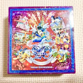 ディズニー(Disney)のディズニーリゾート20周年 ブロックメモ(ノート/メモ帳/ふせん)