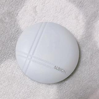 ALBION - アルビオン ホワイトレアエアー 02 ファンデーション