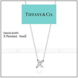 Tiffany & Co. - 【ティファニー】 パロマピカソ キスネックレス クロス