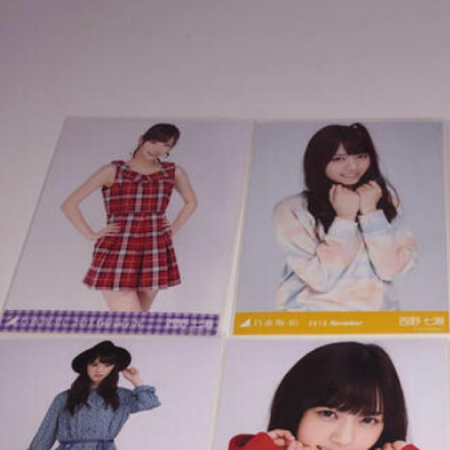 乃木坂46(ノギザカフォーティーシックス)のさあ様専用 エンタメ/ホビーのタレントグッズ(アイドルグッズ)の商品写真