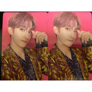 セブンティーン(SEVENTEEN)のSEVENTEEN ひとりじゃない 通常盤 トレカ ドギョム DK(K-POP/アジア)