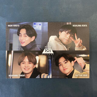 PRODUCE101JAPAN season2 ポストカード HMV