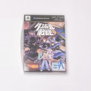 プレイステーションポータブル(PlayStation Portable)の ダンボール戦機 LBX「AX-00」プラモデル同梱(携帯用ゲームソフト)