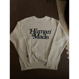 GDC - HUMAN MADE × Girls Don't Cry  Lサイズ スウェット