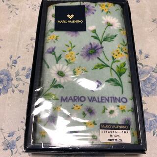 マリオバレンチノ(MARIO VALENTINO)のマリオバレンチノ*フェイスタオル(タオル/バス用品)