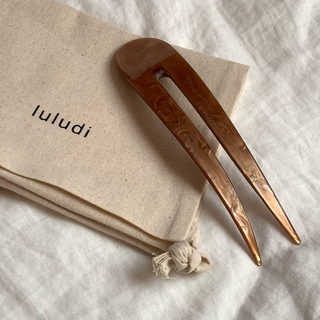 エディットフォールル(EDIT.FOR LULU)のluludi かんざし bronze(バレッタ/ヘアクリップ)