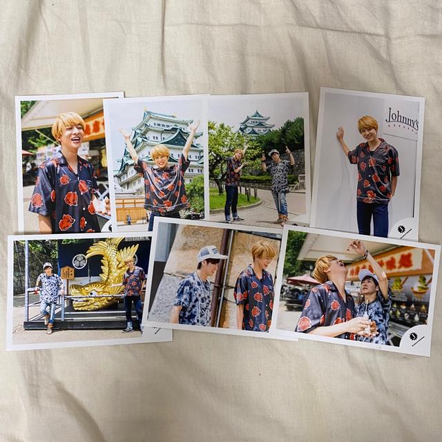 Johnny's(ジャニーズ)の寺西拓人 越岡裕貴 屋良朝幸 CIRCUS 公式写真   エンタメ/ホビーのタレントグッズ(アイドルグッズ)の商品写真