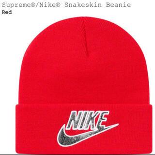Supreme - Supreme®/Nike® Snakeskin Beanie