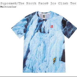 Supreme - Supreme The North Face Ice Climb Tee  L