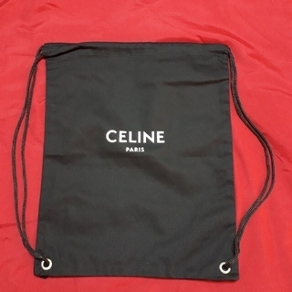 セリーヌ(celine)のCELINE 巾着袋  新品未使用品(ポーチ)