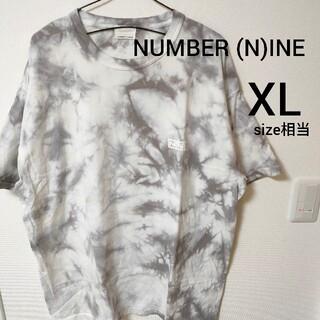 NUMBER (N)INE - 美品 NUMBER (N)INE 半袖Tシャツ タイダイ柄 メンズ size3