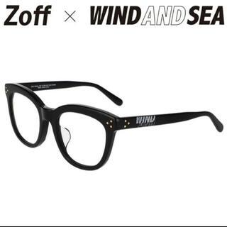 ゾフ(Zoff)のZoff ×WIND AND SEA コラボ サングラス 新品 ゾフ 調光レンズ(サングラス/メガネ)