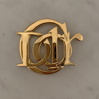 Christian Dior - Dior ゴールドブローチ