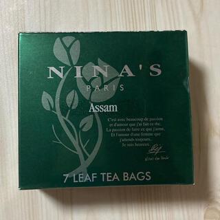 NINA'S ニナス ティーバッグ アッサムティー 紅茶(茶)