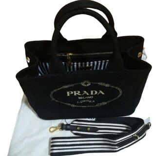PRADA - PRADA カナパ S ブラック