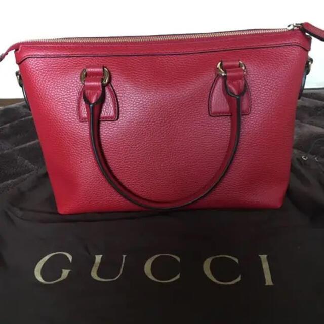 Gucci(グッチ)の新品 GUCCI ダブルg ハンドバッグ 2way レディースのバッグ(トートバッグ)の商品写真