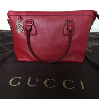 Gucci - 新品 GUCCI ダブルg ハンドバッグ 2way