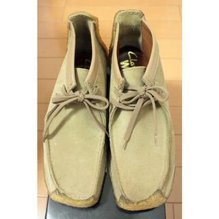 クラークス(Clarks)のClarks・クラークス・世界で一足・アイルランド製(ブーツ)