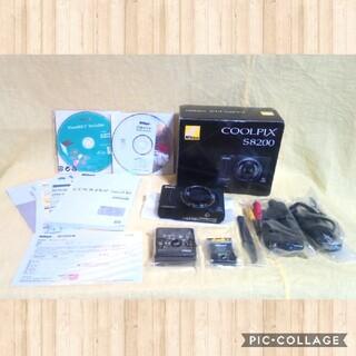 Nikon - Nikon COOLPIX S8200 完動品