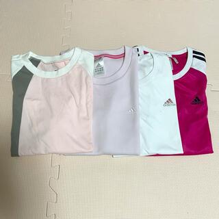 NIKE - nike adidas スポーツウェア Tシャツ 4枚セット