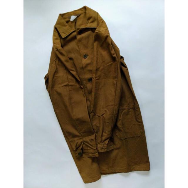 Maison Martin Margiela(マルタンマルジェラ)のチェコ軍 ミリタリーコート アトリエ ダスター ヴィンテージ メンズのジャケット/アウター(モッズコート)の商品写真