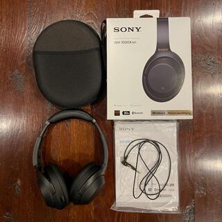 SONY - 【★値下げ】SONY WH-1000XM3 ヘッドフォン ノイズキャンセリング
