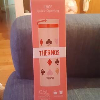 サーモス(THERMOS)のサーモス 真空断熱ケータイマグ 0.5L  新品(水筒)