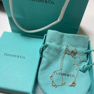 Tiffany & Co. - Tiffany♡ネックレス インフィニティ