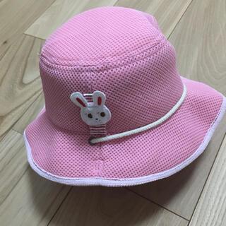 mikihouse - ミキハウス キッズ帽子48センチ