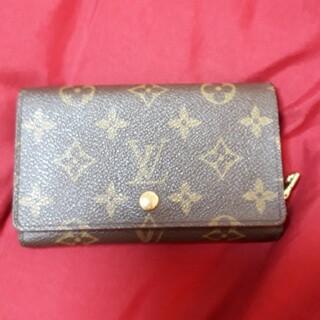 ルイヴィトン(LOUIS VUITTON)のLouis Vuitton 2つ折り財布(財布)