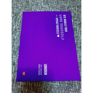 防弾少年団(BTS) - BTS LYS ロンドン DVD ユンギ ブックマーク付
