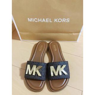 Michael Kors - 美品☆マイケルコース サンダル